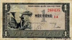 1 Dong VIET NAM SUD  1955 P.011a pr.TTB