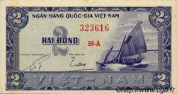 2 Dong VIET NAM SUD  1955 P.12a SUP