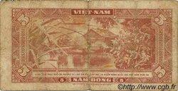5 Dong VIET NAM SUD  1955 P.13a B