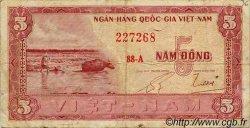 5 Dong VIET NAM SUD  1955 P.13a TB