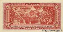 5 Dong VIET NAM SUD  1955 P.13a pr.NEUF