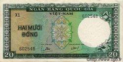 20 Dong VIET NAM SUD  1964 P.16a TTB