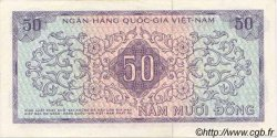 50 Dong VIET NAM SUD  1966 P.17a SUP+