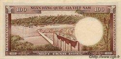 100 Dong VIET NAM SUD  1966 P.18a TTB