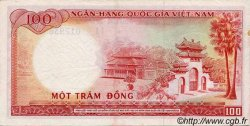 100 Dong VIET NAM SUD  1966 P.19a SUP