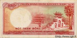 100 Dong VIET NAM SUD  1966 P.19b TTB