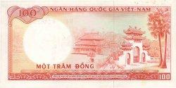 100 Dong VIET NAM SUD  1966 P.19b SPL