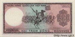 200 Dong VIET NAM SUD  1966 P.20b SPL
