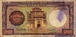 500 Dong VIET NAM SUD  1964 P.22a pr.TB