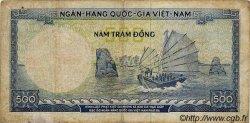 500 Dong VIET NAM SUD  1966 P.23a TB