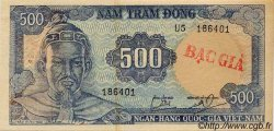 500 Dong VIET NAM SUD  1966 P.23x pr.SUP