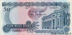 50 Dong VIET NAM SUD  1969 P.25a SPL