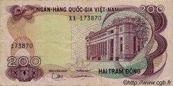 200 Dong VIET NAM SUD  1970 P.27a TB+