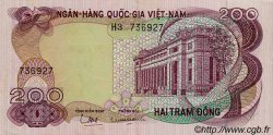 200 Dong VIET NAM SUD  1970 P.27a SUP