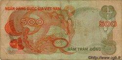 500 Dong VIET NAM SUD  1970 P.28a B à TB