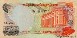500 Dong VIET NAM SUD  1970 P.28a TTB