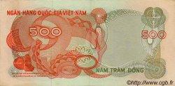 500 Dong VIET NAM SUD  1970 P.28a SPL