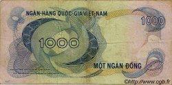 1000 Dong VIET NAM SUD  1971 P.29a TB