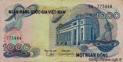 1000 Dong VIET NAM SUD  1971 P.29a TTB