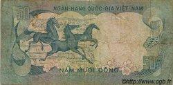 50 Dong VIET NAM SUD  1972 P.30a TB