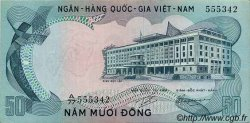 50 Dong VIET NAM SUD  1972 P.30a SUP
