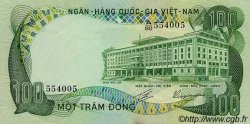 100 Dong VIET NAM SUD  1972 P.31a SUP