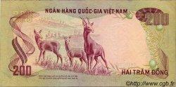200 Dong VIET NAM SUD  1972 P.32a TTB+