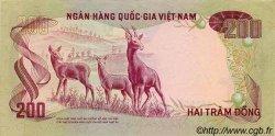 200 Dong VIET NAM SUD  1972 P.32a SUP à SPL