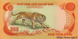 500 Dong VIET NAM SUD  1972 P.33a SUP