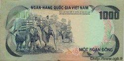 1000 Dong VIET NAM SUD  1972 P.34a TTB