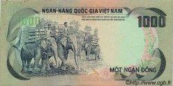 1000 Dong VIET NAM SUD  1972 P.34a SPL