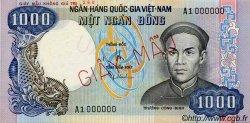 1000 Dong VIET NAM SUD  1975 P.34As SPL