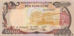 5000 Dong VIET NAM SUD  1975 P.35a pr.NEUF