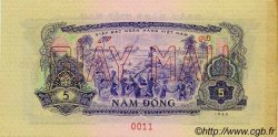 5 Dong VIET NAM SUD  1966 P.42s SUP