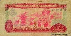 10 Dong VIET NAM SUD  1966 P.43a TB+