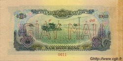 50 Dong VIET NAM SUD  1966 P.44s SUP