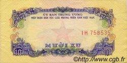 10 Xu VIET NAM SUD  1963 P.R1 TTB+