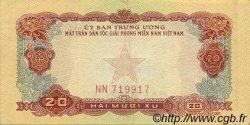 20 Xu VIET NAM SUD  1963 P.R2 TTB+