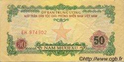 50 Xu VIET NAM SUD  1963 P.R3 TTB