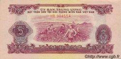 5 Dong VIET NAM SUD  1963 P.R6 SPL