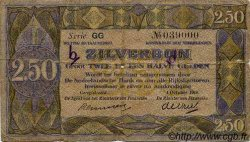 2,5 Gulden PAYS-BAS  1918 P.014 B