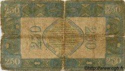 2,5 Gulden PAYS-BAS  1923 P.019a B