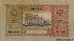 25 Gulden PAYS-BAS  1926 P.036a TTB