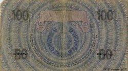 100 Gulden PAYS-BAS  1928 P.039d TTB