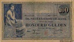 100 Gulden PAYS-BAS  1929 P.039d TB à TTB