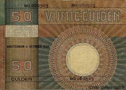 50 Gulden PAYS-BAS  1929 P.047 TTB