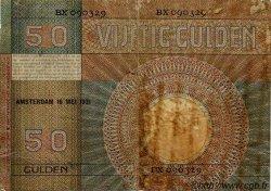 50 Gulden PAYS-BAS  1931 P.047 pr.TB