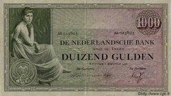 1000 Gulden PAYS-BAS  1938 P.048 pr.SUP