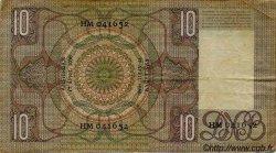 10 Gulden PAYS-BAS  1935 P.049 TB à TTB