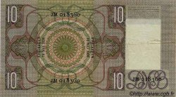 10 Gulden PAYS-BAS  1936 P.049 SUP+